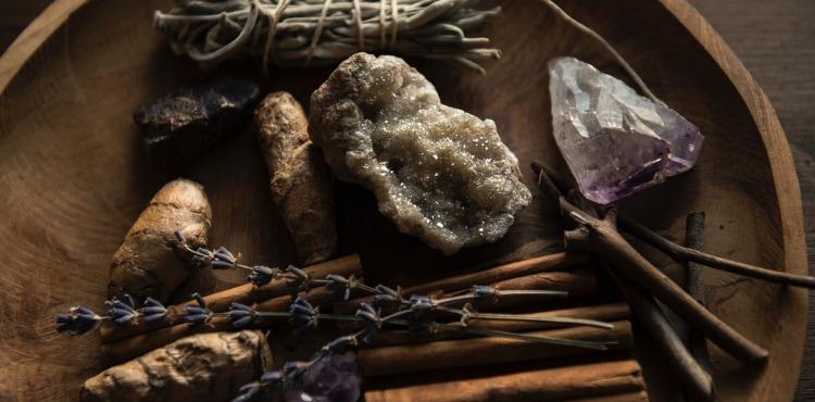 edelstenen en kristallen