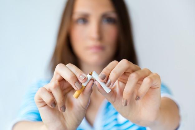 stoppen met sigaretten